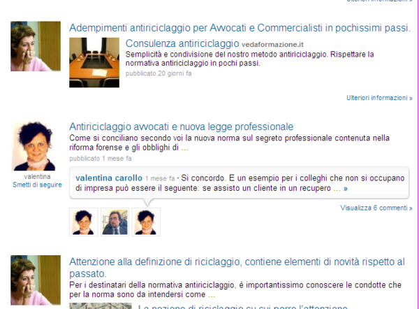 forum antiriciclaggio