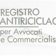 registro antiriciclaggio professionisti