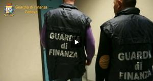 indagini antiriciclaggio guardia di finanza di padova frode fiscale