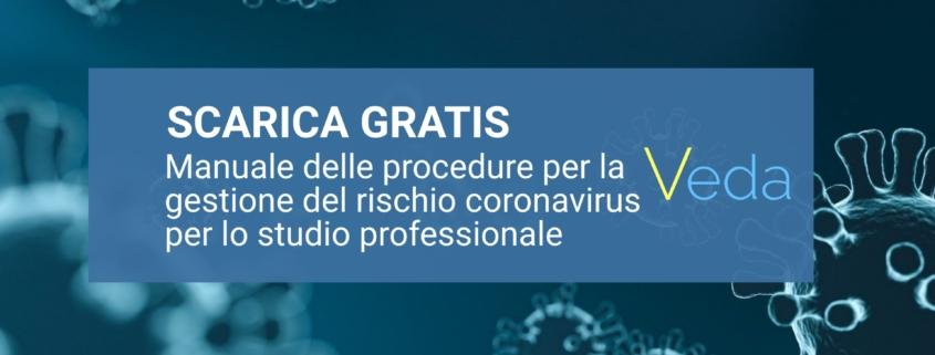 coronavirus manuale delle procedure di gestione